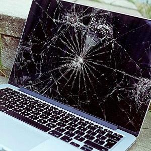 laptop kapot